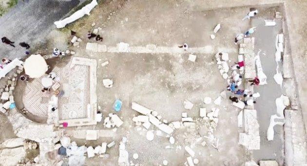 Hadrianaupolis'den Tarih Fışkırdı