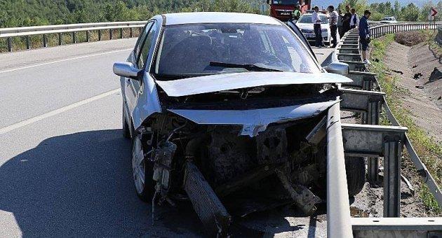 Karabük'te Kazalar Yüzde 8 Azaldı