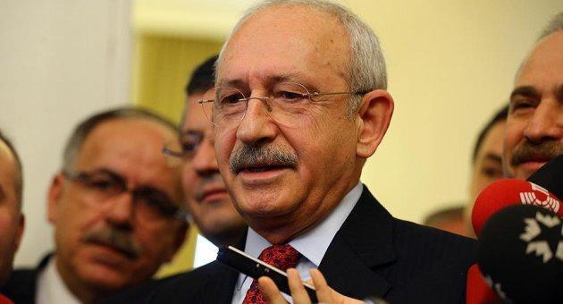 CHP Genel Başkanı Kılıçdaroğlu: Bahçeli bir söz vermiş ve sözünün arkasında duruyor