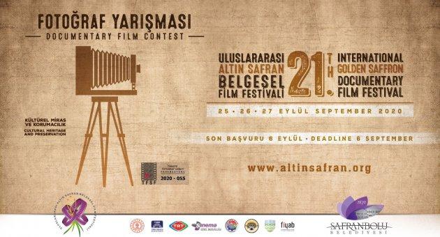 SAFRANBOLU 21. ULUSLARARASI ALTIN SAFRAN  BELGESEL FİLM FESTİVALİ
