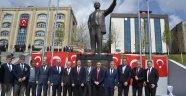 Atatürk Anıtı açıldı