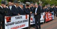 """Başkan Vergili: """"Bu Cennet Vatan Bizlere Şehitlerimizin ve Gazilerimizin Emanetidir"""""""