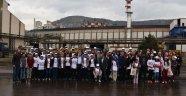 Bingöllü Öğrenciler Karabük'ü Geziyor