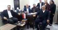 Doğru Hasar Merkezi  Danışmanlık A.Ş. Genel Merkezi  yetkilileri Karabük'ü ziyaret etti