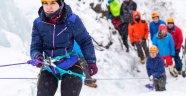 Kaya tırmanışında düşen Cansu öldü