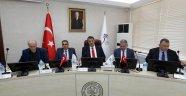 KBÜ, senato toplantısını Tokat'ta yaptı
