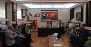 KGİD'den Başkan Köse'ye hayırlı olsun ziyareti