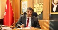 Rektör Prof. Dr. Refik Polat'ın 19 Mayıs kutlama mesajı