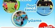 Safranbolu'da Yaz Spor Okulu Kayıtları Başladı