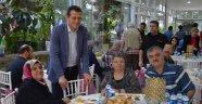 Şehit, Gazi ailelerine ve öksüz yetimlere iftar