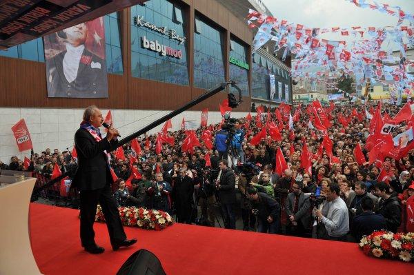 Kılıçdaroğlu'na Karabük'ten destek