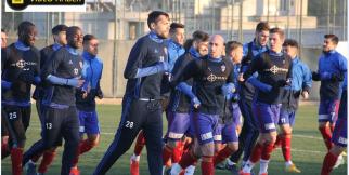 Kardemir Karabükspor'da Beşiktaş maçı hazırlıkları