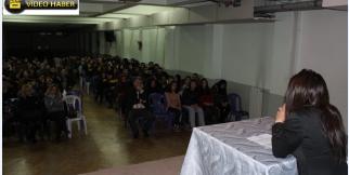 Lise de Basın Konferansı