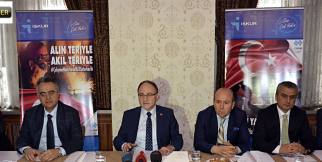 İŞKUR Genel Müdürü Mehmet Ali Özkan Karabük'te Konuştu