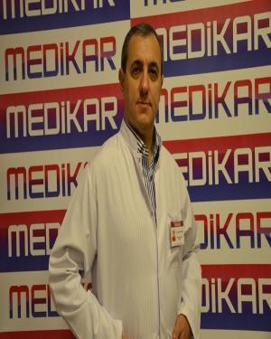 Genel Cerrahi Uzmanı Op. Dr. Vedat Öztürk